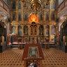 Серпухов. Церковь Илии Пророка. Интерьер. (2009)