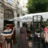 Art Nouveau festival at the Alberta street in Riga