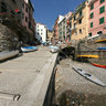 Riomaggiore harbour, Cinque Terre, Liguria, Italy