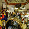 Nautical antiques museum-shop in Gamla Stan, Stockholm