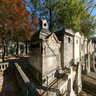 Père Lachaise Cemetery, Paris