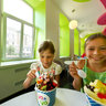 Enjoy frozen yoghurt! :)