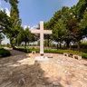 Vojenský cintorín z 1. svetovej vojny - kríž
