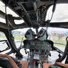 Cockpit AS550 Helicopter. Radom AirShow 2011
