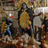 Kali idols