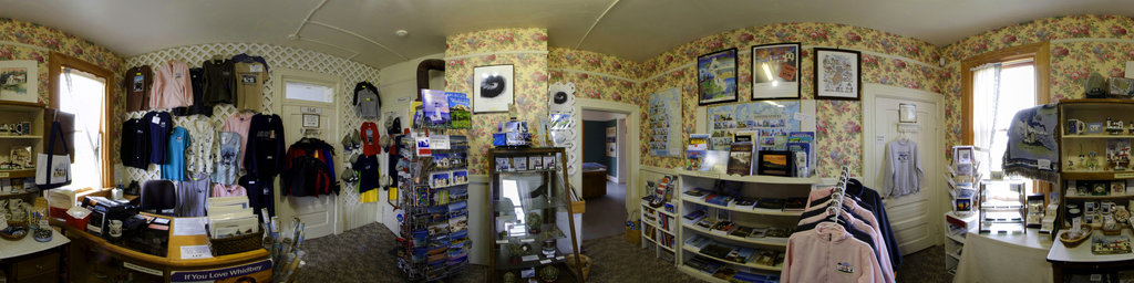 Admiralty Head Lighthouse, Gift Shop - Fort Casey State Park, Washington