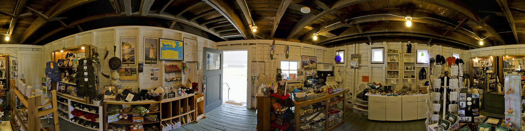 Lighthouse Keeper's Store, North Head - Cape Disappointment State Park, Washington