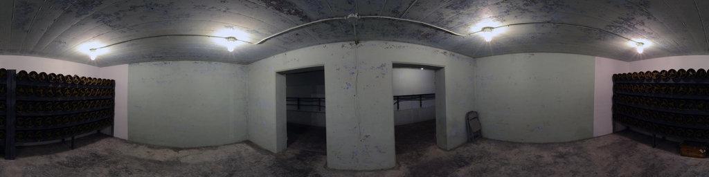 Battery 246, Powder Room - Fort Columbia State Park, Washington