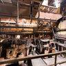 Die Mischerhalle der Maxhütte