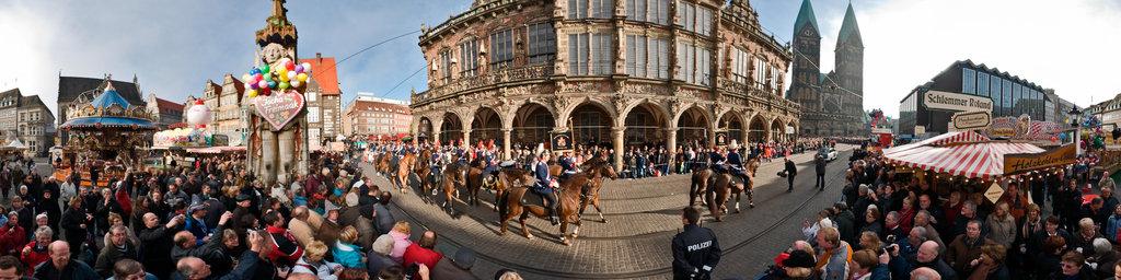 Freimarkt Parade 2008