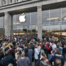Grand Opening of Apple Store Hamburg Jungfernstieg