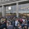 Grand Opening of Apple Store Hamburg Jungfernstieg