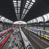 Hamburg Central Station (2012) HBF