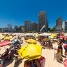 Ipanema Beach Sunshades