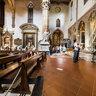 Florenz - Santa Croce (Querschiff)