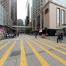 Chater Road (Pedestrian precinct), Central, Hong Kong