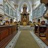 Sankt Michaelis Kirchenraum