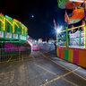 Carnival at Santa Fe Place Mall, Santa Fe, New Mexico  USA