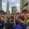 2012 Dragon & Lion Parade (2012), Central,HK