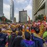 2012 Dragon & Lion Parade (2012龍獅節), Central,HK