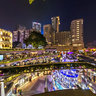 Christmas Lights @ 1881 Heritage(尖沙咀聖誕燈飾2), Tsim Sha Tsui, Kowloon, HK