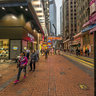 Causeway Bay Shopping District---Great George Street(銅鑼灣記利佐治街), HK