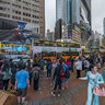 Causeway Bay Shopping District---Yee Wo St.(銅鑼灣怡和街1), HK