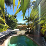 Toscana Village Resort pool, Airlie Beach, Whitsundays