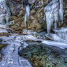 Ice Grotto, Terma Vals Switzerland