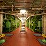 SS Rotterdam Engine Room Back
