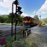 Watarase ravine railroad