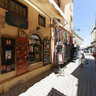 Street In Old Port,Chania