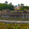 Tokyo Disney Resort welcome fountain