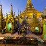 Shwedagon Paya_night view1
