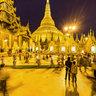 Shwedagon Paya_night view2