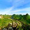 The Best Viewpoints of Li River on laozhaishan mountain