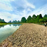 Lijiang4-Scenery and natural wonders(guilin china)