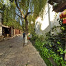 Old Town of Lijiang street landscape 1 yunnan