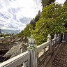 Watch Old Town of Lijiang panorama in the best positionMu Family Mansion