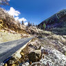 Sichuan li County Tibetan-Qiang Autonomous Prefecture of Aba——Snow scene in Bipenggou scenic zone