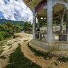 Tibet Nyingchi Bayi Town Biri holy mountain——Overlooking Bayi Town