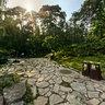 Beijing Fragrant Hills park 1——Tranquility Green Lake