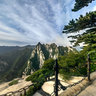 Shaanxi Xi'an Mt. Huashan 18——South Peak Sangong and Sanfeng Mt