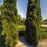 Wuhan Hankou jiangtan park scenery 4——European style garden architecture