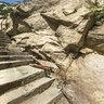 Shaanxi Xi'an Mt. Huashan 34——Outwit Huashan Road