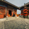 Henan Jiaozuo World Geological Park Yuntai Mountain 10——Mastixia peak Zhenwu Temple