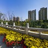Hubei Wuhan wuchang Yellow Crane Tower——the scenic area gate