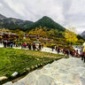 Sichuan UNESCO World Heritage Jiuzhai Valley National Parkshuzheng village