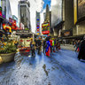 Times square New York USA——The Crossroads of the World