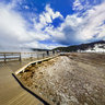 Yellowstone National Park USA——Grand Prismatic Spring 3